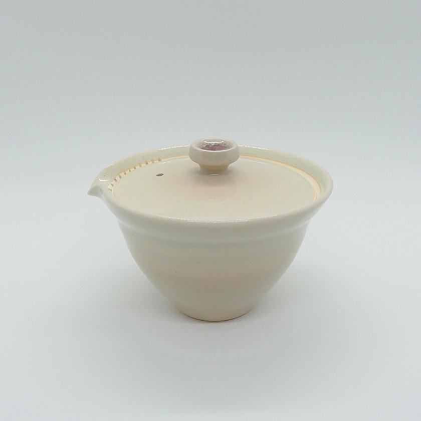 宝瓶 茶きゅうす(ピンク)