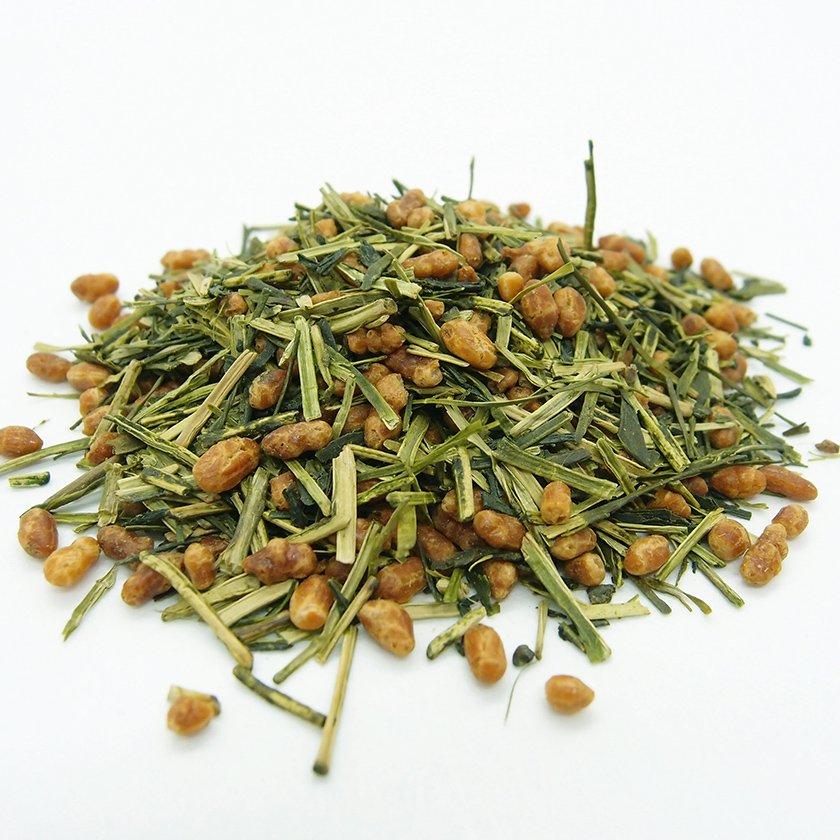 鹿児島県産 雁が音玄米茶 30g《ごちそう茶NIPPON》