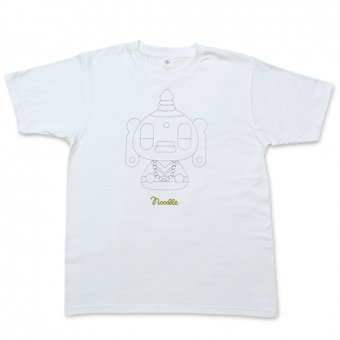 Noodle. /Novelty Series TONGTONG グラフィックTシャツ