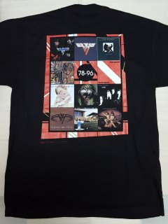 <img class='new_mark_img1' src='//img.shop-pro.jp/img/new/icons15.gif' style='border:none;display:inline;margin:0px;padding:0px;width:auto;' /> VAN HALEN  T-SHIRT