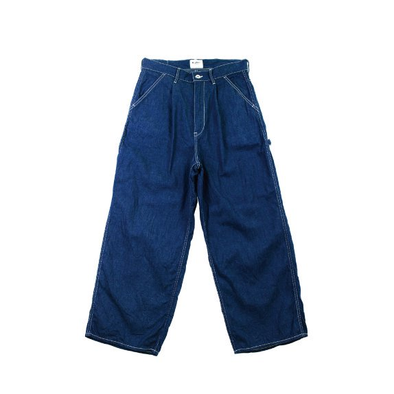 【H-PT021】Work denim crownsize painter pants