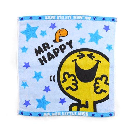 MR.MEN ウォッシュタオル(シンボリック)ブルー WE202001 MM}>