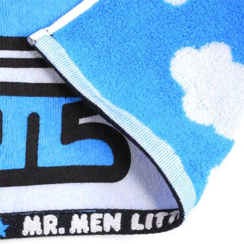 MR.MEN ウォッシュタオル(シンボリック)ブラック WE202030 MM
