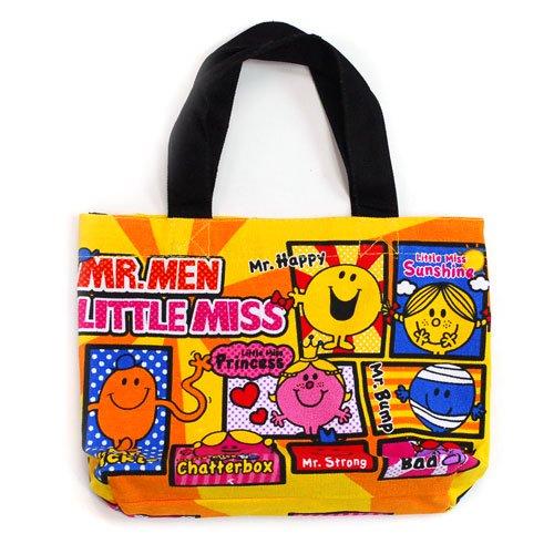 MR.MEN 【生産終了品】ミニトート(アメコミ) MRM-MNT-AC MM