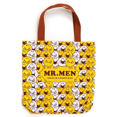 MR.MEN 【生産終了品】お出かけトート(集合) MRM-ODT-SG MM}>