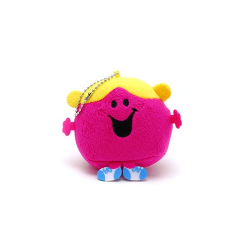MR.MEN 【生産終了品】マスコット(Little Miss Chatterbox) 062109-14 MM