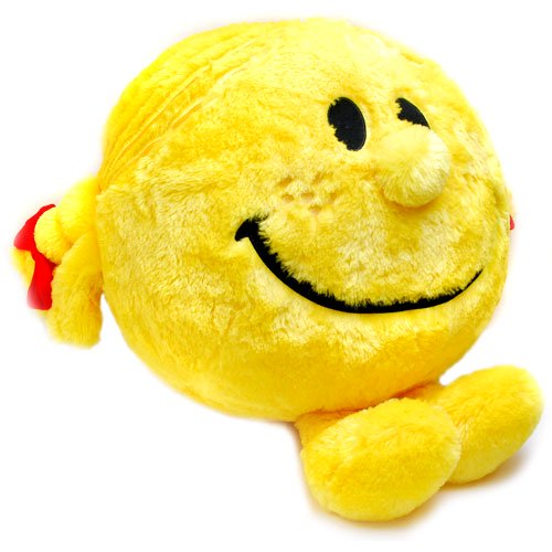 MR.MEN 【生産終了品】ぬいぐるみ2L(Little Miss Sunshine) 062161-14 MM}>