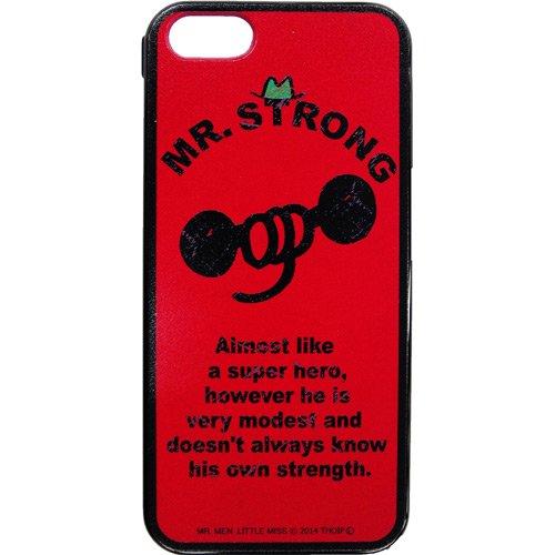 MR.MEN iPhone5/5S専用シェルジャケット(ストロング) MML-45E MM