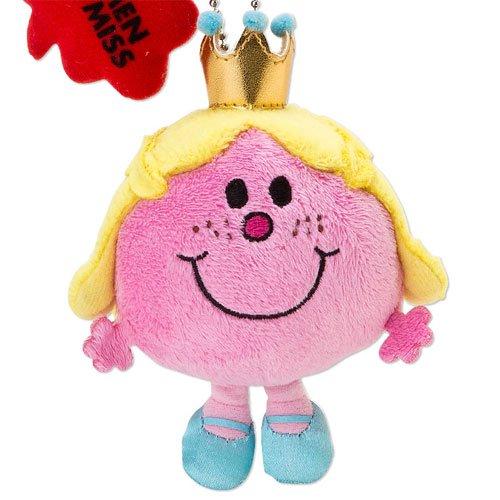 MR.MEN 【生産終了品】マスコットホルダーE(Little Miss Princess) 905321 MM