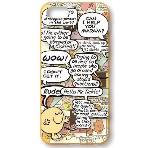 MR.MEN iPhone5/5S専用ラウンドソフトジャケット(イエロー) MML-46YE MM}>
