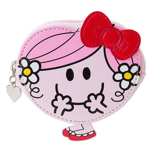 MR.MEN 【生産終了品】コインパース(Little Miss Hug) 154831 MM}>