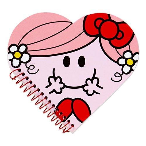 MR.MEN 【生産終了品】リングメモ(Little Miss Hug) 155080 MM}>