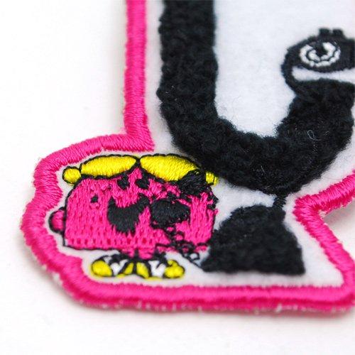 MR.MEN 【生産終了品】【MONO COMME CA コラボ】バッジ(Little Miss Chatterbox) 95-78LG09-06 MM