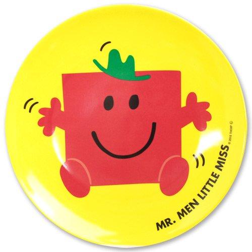 MR.MEN メラミンプレート(ミスター・ストロング) MPL20P MM}>
