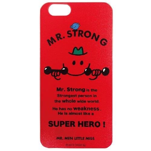 MR.MEN iPhone6対応シェルジャケット(ストロング) MML-50A MM}>