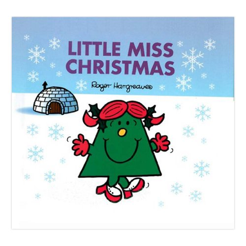 MR.MEN 【英語のえほん】Little Miss Christmas  MM}>