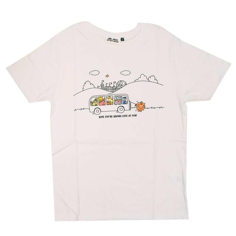 MR.MEN 【生産終了品】レディースTシャツ(バス)M MR-7974 MM