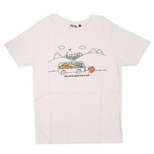 MR.MEN 【生産終了品】レディースTシャツ(バス)M MR-7974 MM}>