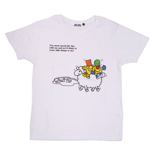 MR.MEN レディースTシャツ(シリー&ナンセンス)M MR-7976 MM}>