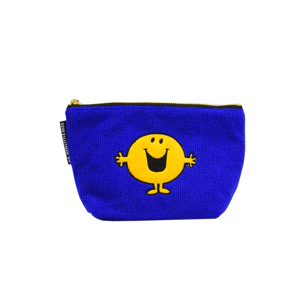 MR.MEN パイルポーチ(HAPPY) MR14-TPC01 MM