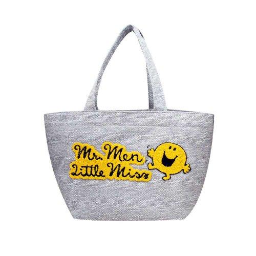 MR.MEN メランジトートバッグ(グレー) MR-8099 MM}>