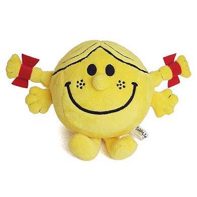 MR.MEN 【生産終了品】ぬいぐるみS (Little Miss Sunshine) MM}>