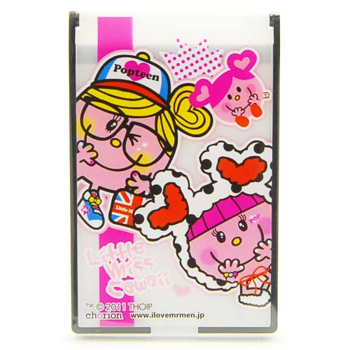 MR.MEN 【生産終了品】Popteen×Littele Miss Cawaii コンパクトミラーS ML11970 MM }>