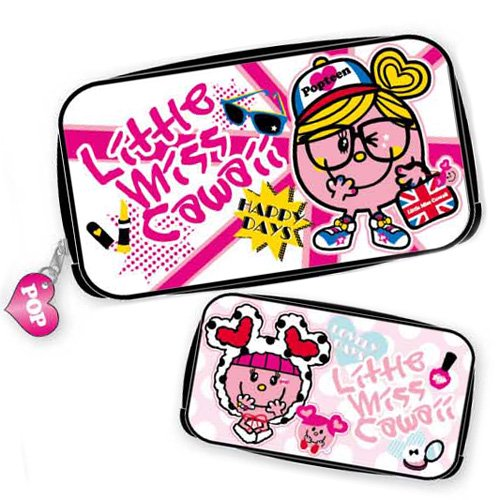 MR.MEN 【生産終了品】Popteen×Littele Miss Cawaii スクエアポーチ MM ML11977