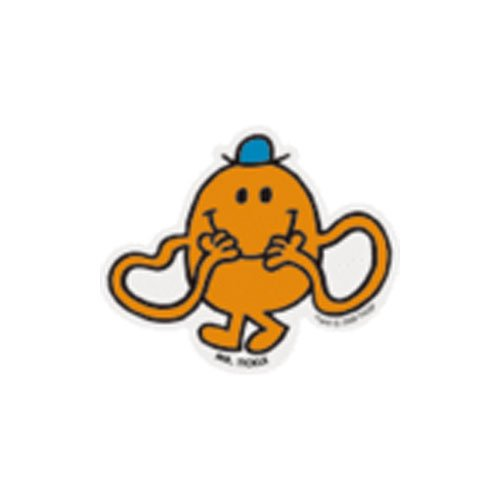 MR.MEN MLS-01 ミニステッカー MR.TICKLE MM}>