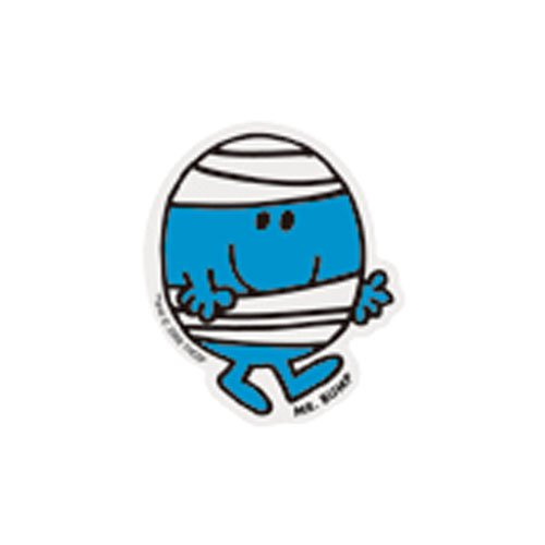 MR.MEN MLS-06 ミニステッカー MR.BUMP MM}>