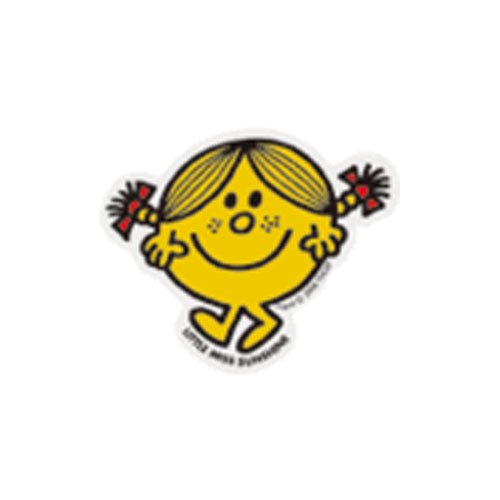 MR.MEN MLS-14 ミニステッカー LITTLE MISS.SUNSHINE MM}>