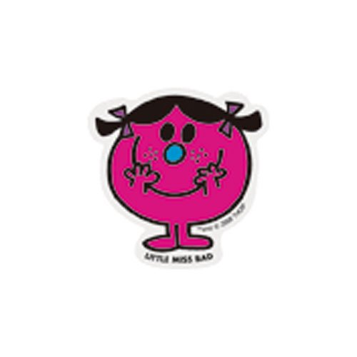 MR.MEN MLS-22 ミニステッカー LITTLE MISS.BAD MM}>