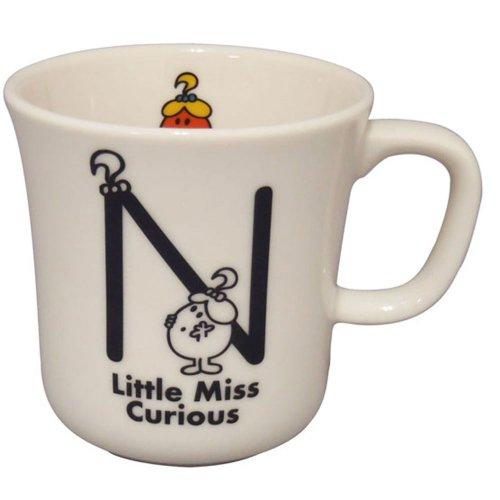MR.MEN イニシャルマグ(N) MR100-11N MM}>