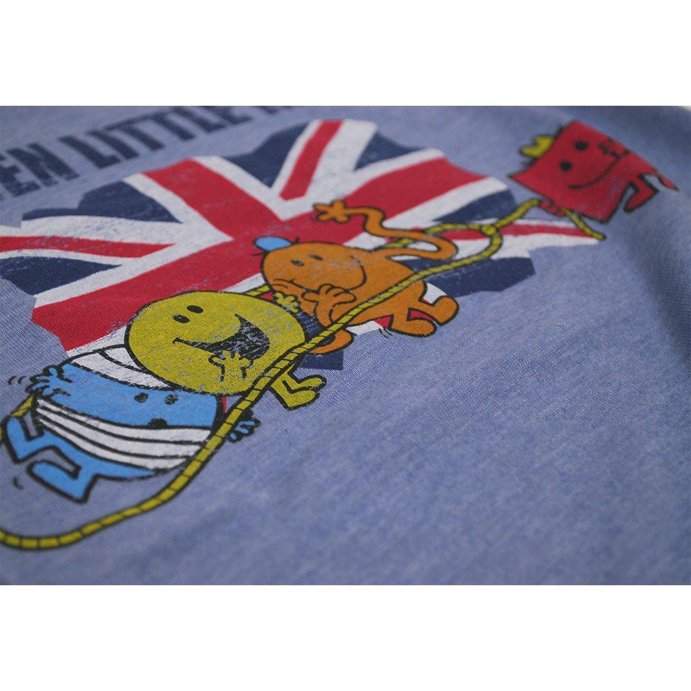 MR.MEN キッズレイヤードTシャツ(ブルー)100 642MR0031 MM