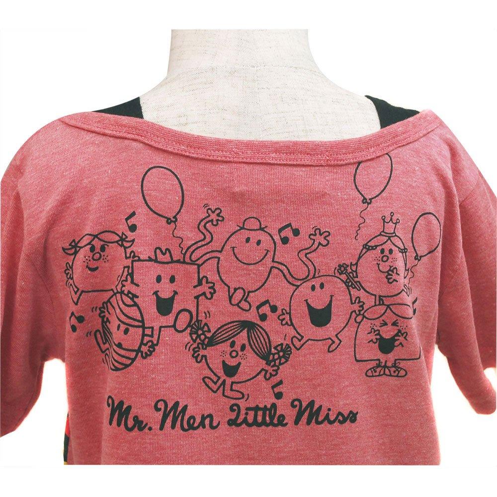 MR.MEN キッズフェイクTシャツ(ピンク)120 642MR0041 MM