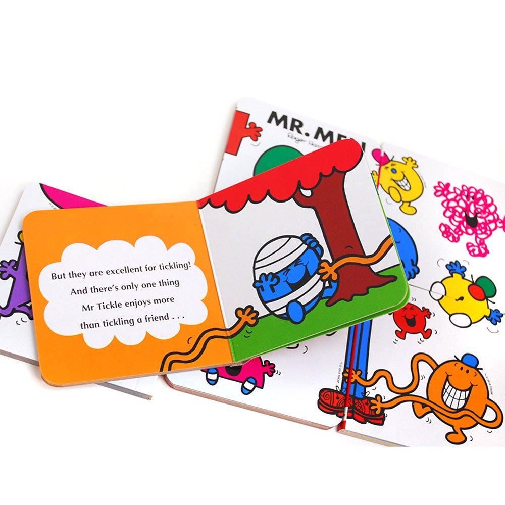 MR.MEN 【英語のえほん】Mr Men Pocket Library MM