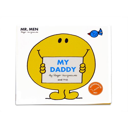 MR.MEN 【英語の絵本】My Daddy (Mr. Men and Little Miss Picture Books)  MM}>