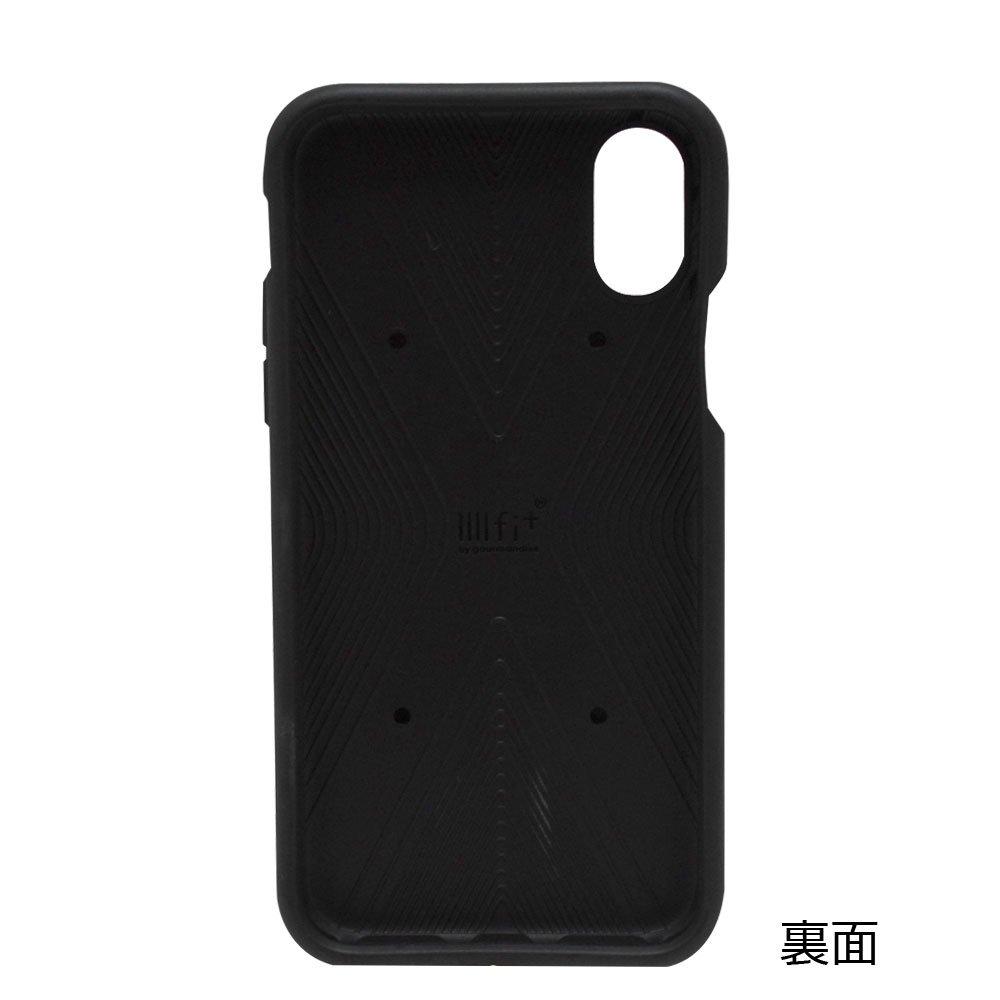 MR.MEN ミスターメン IIIIfit iPhoneX対応ケース(ハッピー) MML-60A MM