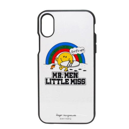 MR.MEN ミスターメン IIIIfit iPhoneX対応ケース(ハッピー) MML-60A MM}>