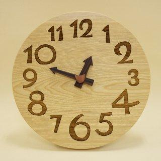 木の時計「DECCA(デッカ)」 せん(栓) クォーツ clock-d-01sen 【売約済み!】