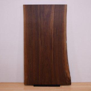 <span class='ic02'>設置無料</span>一枚板 ブラックウォルナット 【特別御奉仕品】特選 <ウレタン塗装> ita-15872-walnut