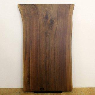 <span class='ic02'>設置無料</span>一枚板 ブラックウォルナット <ウレタン塗装>ita-14261-walnut-s 【長期在庫の為】