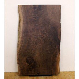 <span class='ic02'>設置無料</span>一枚板 ブラックウォルナット <ウレタン塗装>ita-14386-walnut-s 【特別御奉仕品】