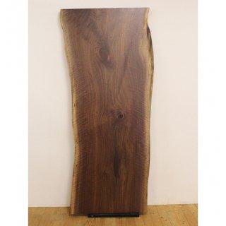 <span class='ic02'>設置無料</span>一枚板 ブラックウォルナット【特選】<ウレタン塗装> ita-14573-walnut 【長期在庫の為】