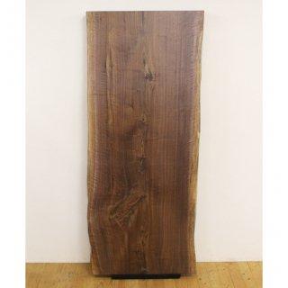 <span class='ic02'>設置無料</span>一枚板 ブラックウォルナット【特選】<ウレタン塗装> ita-15087-walnut 【サマーバーゲン】