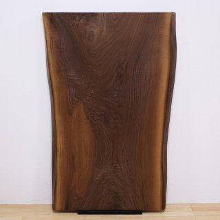 <span class='ic02'>設置無料</span>一枚板 ブラックウォルナット 【特選】 <ウレタン塗装> ita-16557-walnut 【売約済み!】