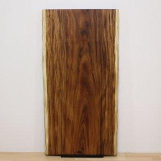 <span class='ic02'>設置無料</span>一枚板 モンキーポッド <ウレタン塗装> ita-16713-monki