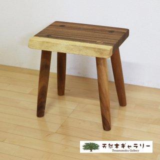 <span class='ic01'>NEW</span>一枚板 スツール(飾り台) モンキーポッド stool-monki-m11