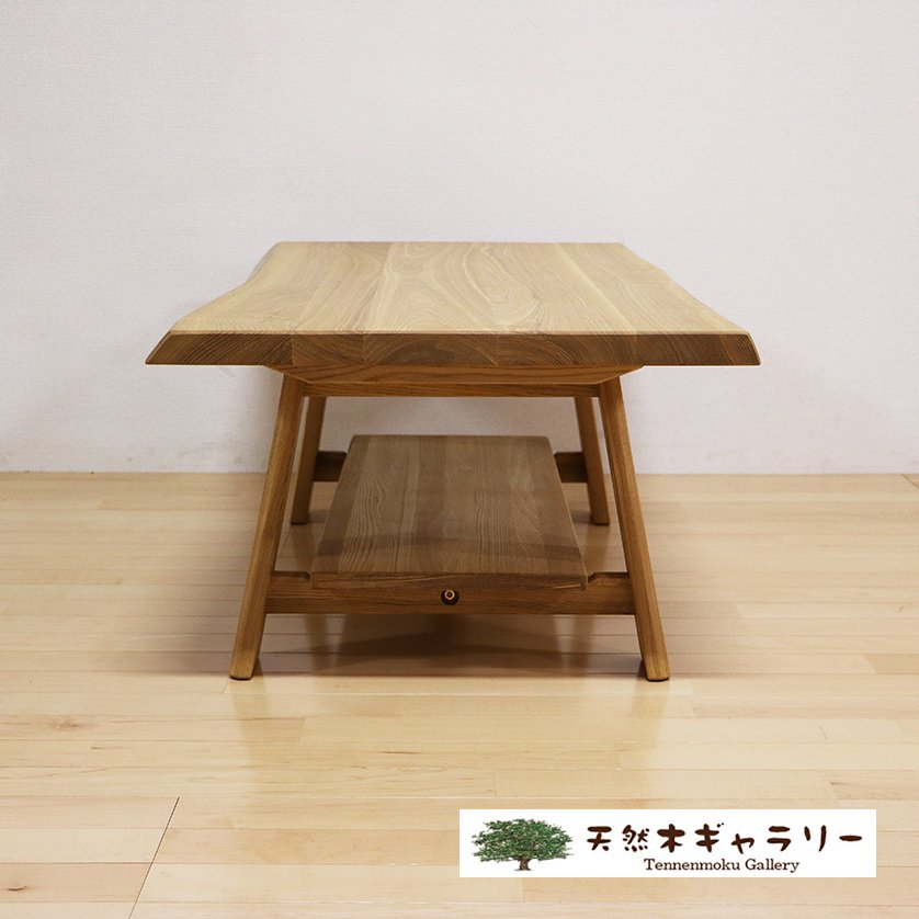 <img class='new_mark_img1' src='https://img.shop-pro.jp/img/new/icons3.gif' style='border:none;display:inline;margin:0px;padding:0px;width:auto;' />【無垢のリビングテーブル】  KOMO120 リビングテーブル タモ材 living-table-komo120-n