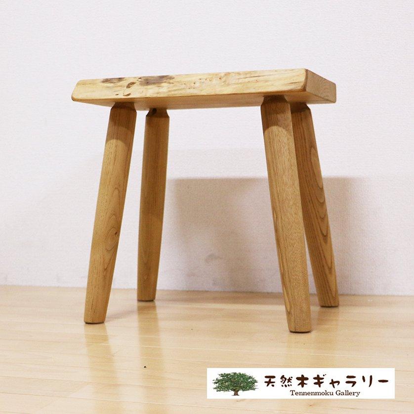 <img class='new_mark_img1' src='https://img.shop-pro.jp/img/new/icons3.gif' style='border:none;display:inline;margin:0px;padding:0px;width:auto;' />一枚板 スツール(飾り台) 栗(くり) stool-kuri-k02